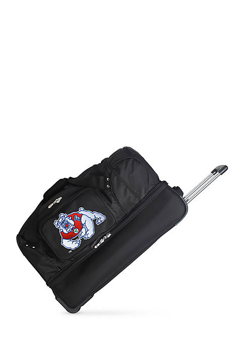 Denco NCAA Fresno State Rolling Bottom Duffel