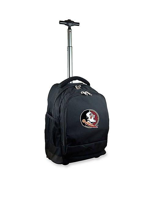 Florida State Premium Wheeled Backpack