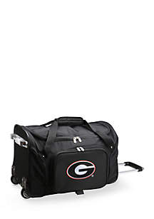 NCAA Georgia Tech 20-in. Rolling Softsided Luggage Carry-on