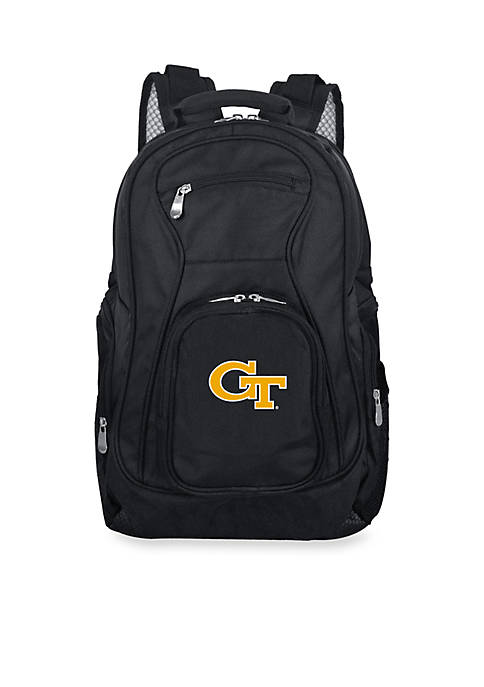 Denco Georgia Tech Premium 19-in. Laptop Backpack