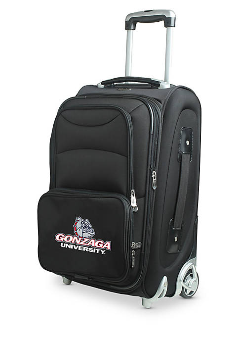 Denco NCAA Gonzaga 22-in. Rolling Bottom Duffel