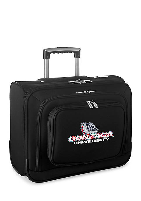Denco NCAA Gonzaga Overnighter bag in Black