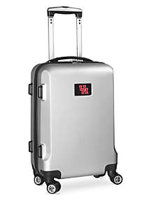 Houston 20-in. 8 wheel ABS Plastic Hardsided Carry-on