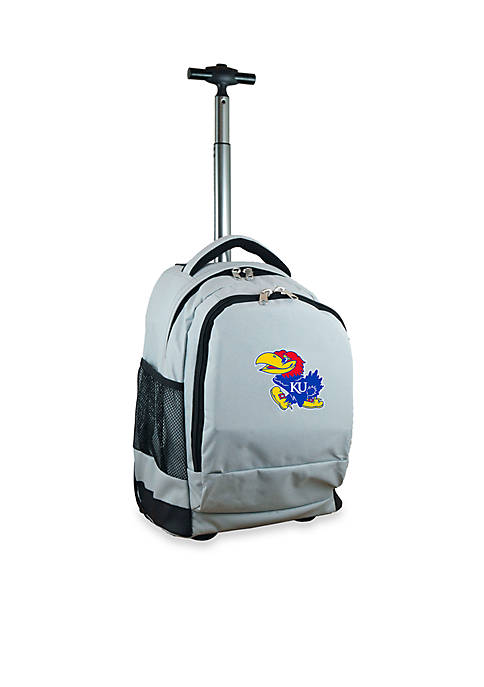 Mojo Kansas Premium Wheeled Backpack