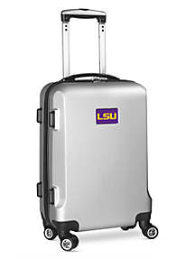 LSU 20-in. 8 wheel ABS Plastic Hardsided Carry-on