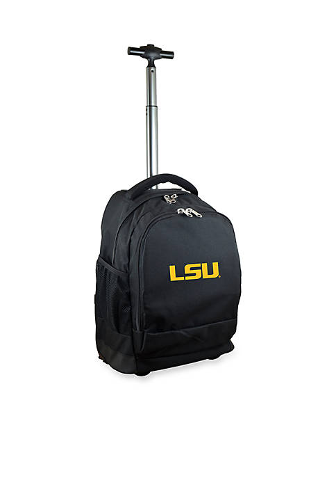 Mojo LSU Premium Wheeled Backpack