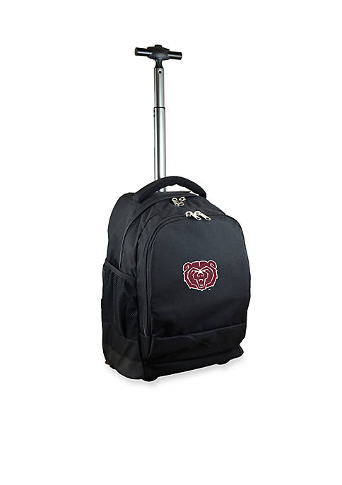 Mojo Missouri State Premium Wheeled Backpack