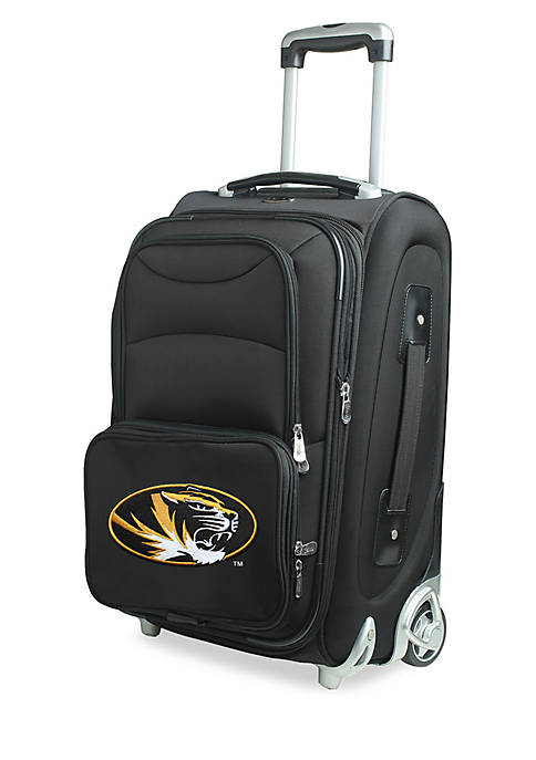 NCAA Missouri Luggage Rolling 21-in. Carry-On