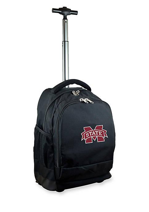 Mississippi State Premium Wheeled Backpack