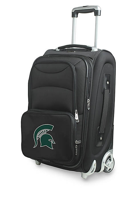 Denco NCAA Michigan State 22-in. Wheeled Duffel Nylon