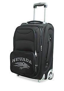 NCAA Nevada 20-in. Softsided Rolling Luggage Carry-on