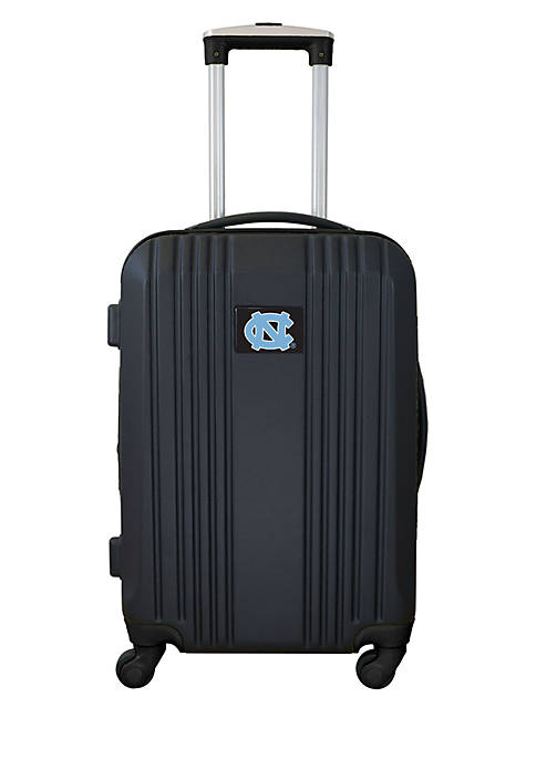 Mojo NCAA North Carolina 21-in. Hardcase Carry-on Luggage