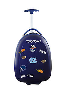NCAA North Carolina Kids Pod Luggage