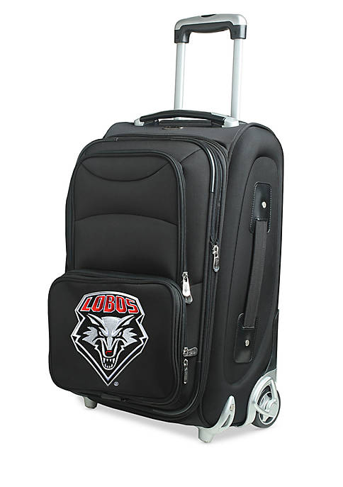 Denco NCAA New Mexico 22-in. Wheeled Duffel Nylon