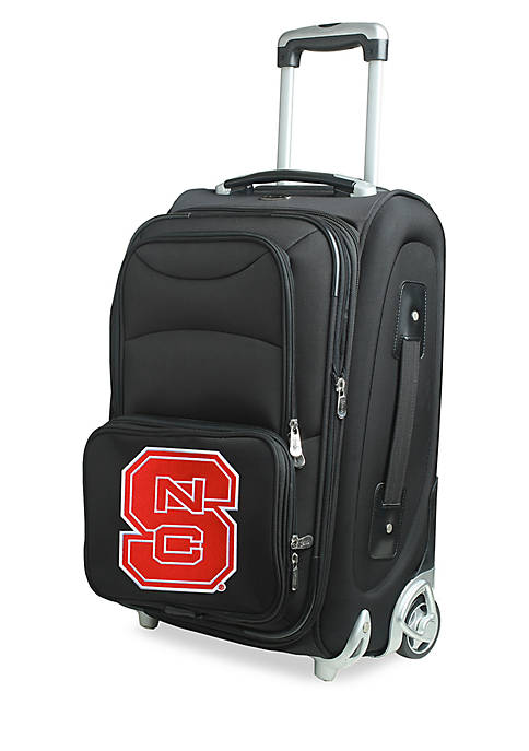 Denco NCAA North Carolina State Luggage Carry-On 21-in.