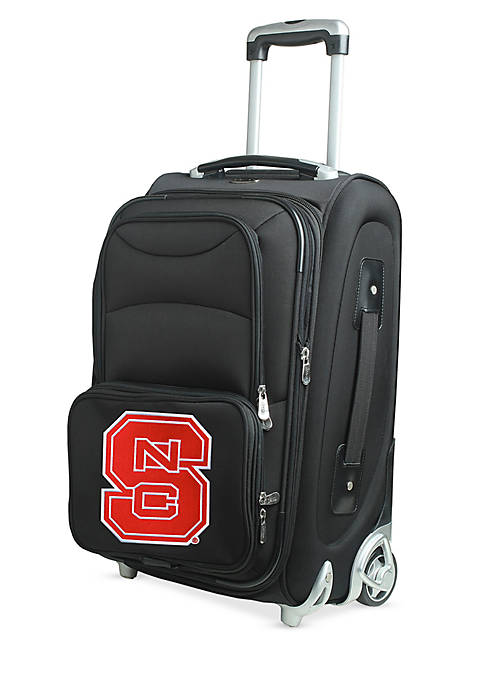 Denco NCAA North Carolina State 22-in. Wheeled Duffel