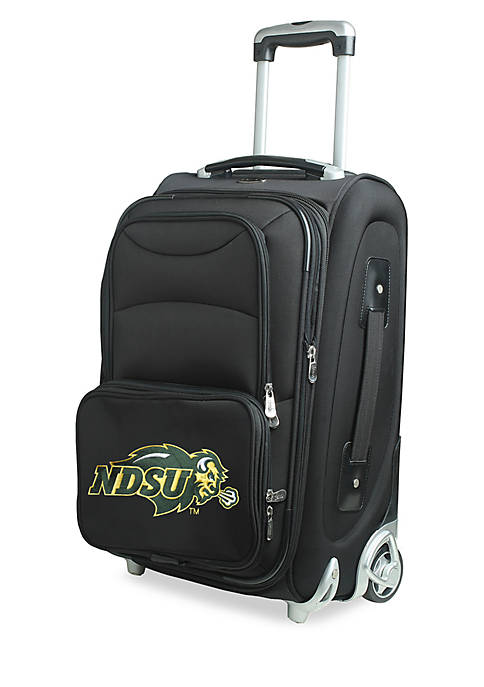 NCAA North Dakota State 20-in. Softsided Luggage Carry-on Rolling