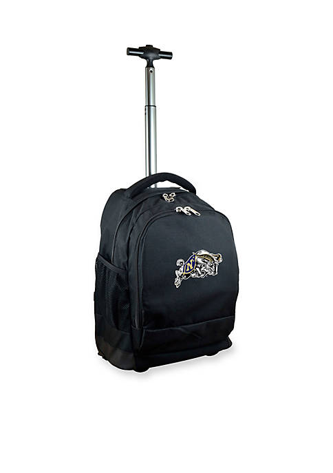 Mojo US Naval Academy Premium Wheeled Backpack