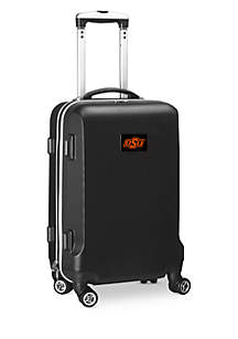 Oklahoma State 20-in. 8 wheel ABS Plastic Hardsided Carry-on