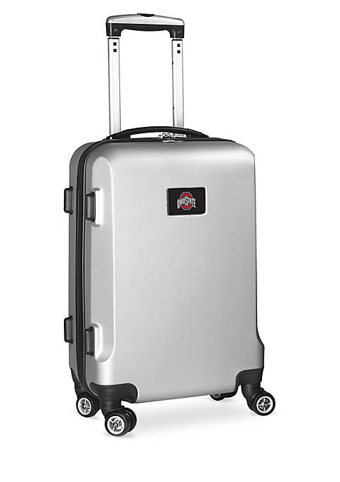 Ohio State 20-in. 8 wheel ABS Plastic Hardsided Carry-on