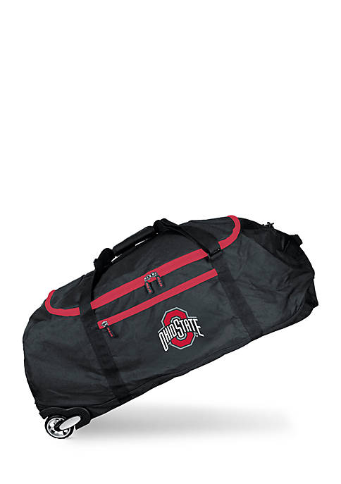 Denco Ohio State 36-in. Collapsible Duffel