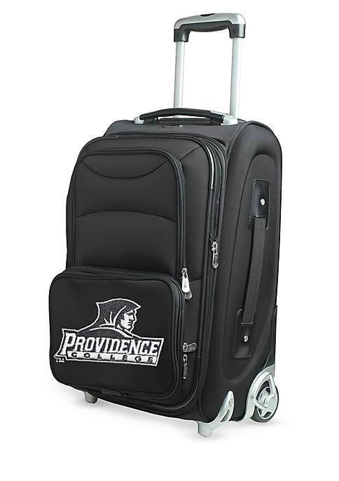Denco NCAA Providence 22-in. Wheeled Duffel Nylon Bag