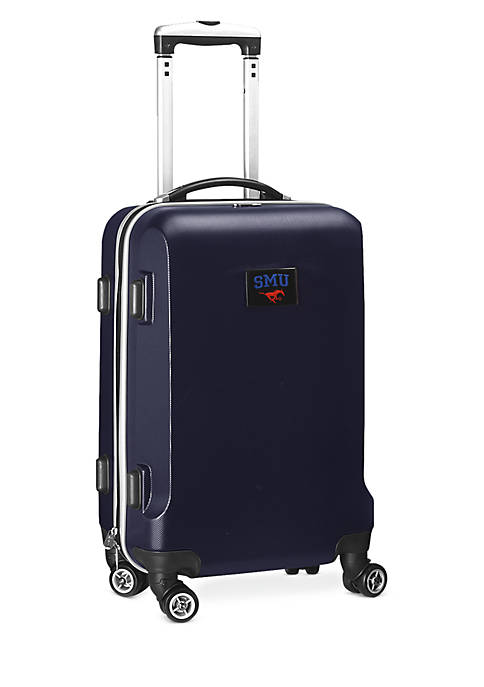 Southern Methodist 20-in. 8 wheel ABS Plastic Hardsided Carry-on