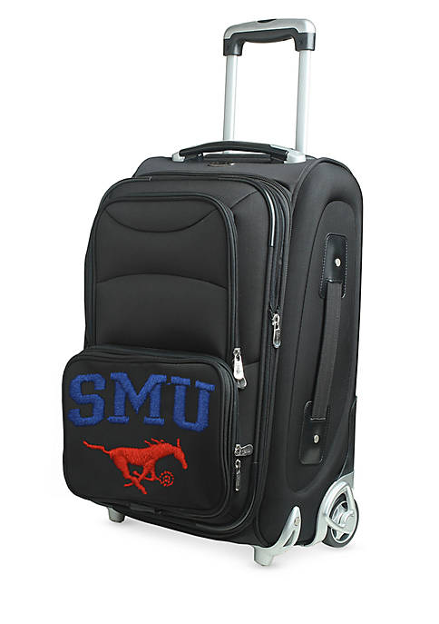 Denco NCAA Southern Methodist 22-in. Wheeled Duffel Nylon