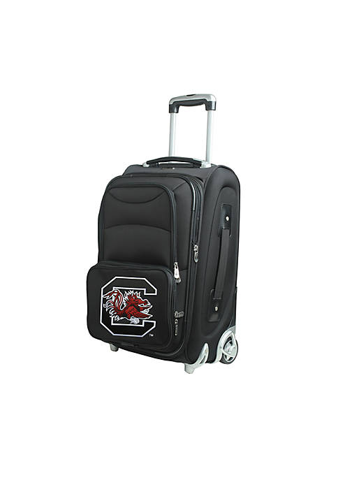 Denco NCAA South Carolina Luggage Carry-On 21-in. Rolling