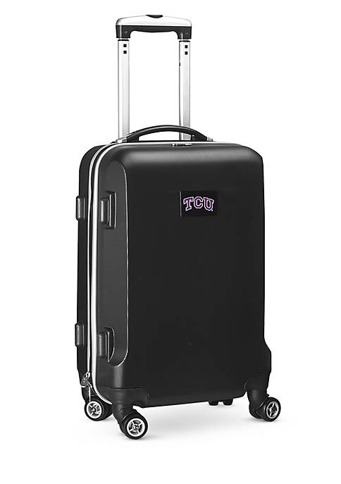 Texas Christian 20-in. 8 wheel ABS Plastic Hardsided Carry-on