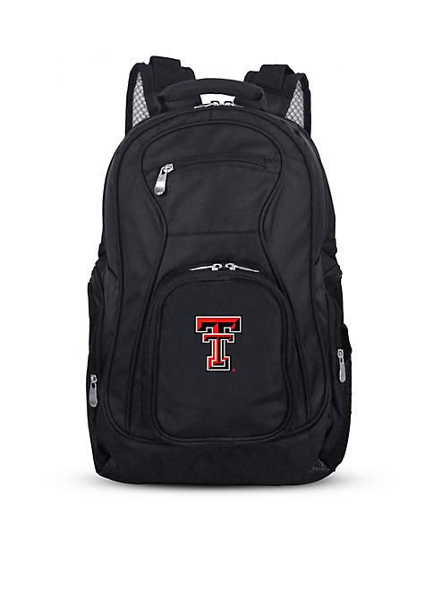 Denco Texas Tech Premium 19-in. Laptop Backpack