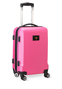 Texas 20-in. 8 wheel ABS Plastic Hardsided Carry-on