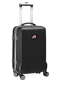 Utah 20-in. 8 wheel ABS Plastic Hardsided Carry-on