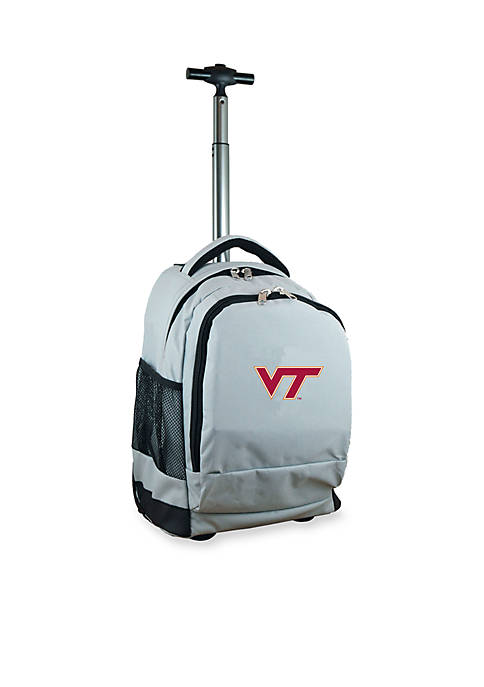 Virginia Tech Premium Wheeled Backpack