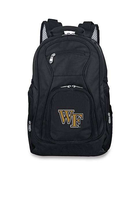 Denco Wake Forest Premium 19-in. Laptop Backpack