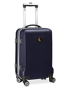 Wyoming 20-in. 8 wheel ABS Plastic Hardsided Carry-on