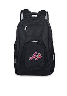 Atlanta Braves Premium 19-in. Laptop Backpack