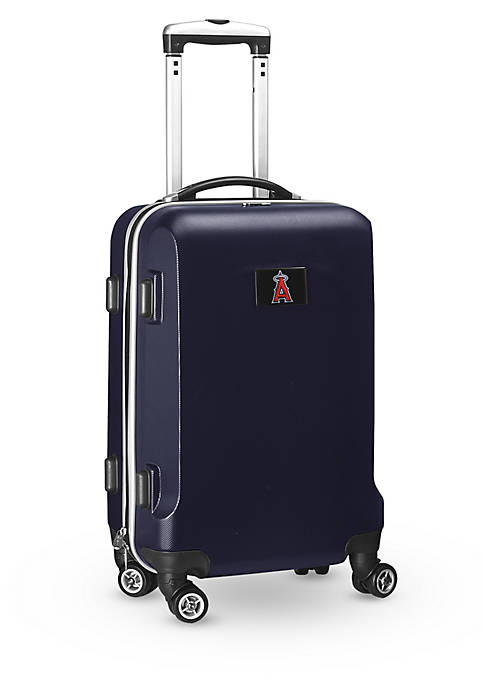 Los Angeles Angels 20-in. 8 wheel ABS Plastic Hardsided Carry-on