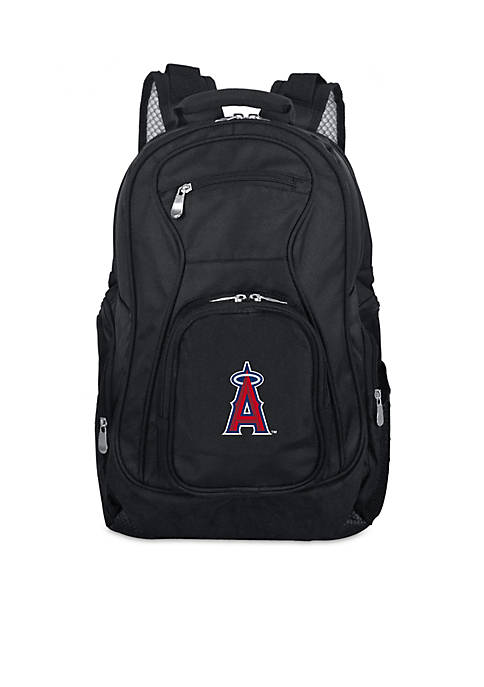 Denco Los Angeles Angels Premium 19-in. Laptop Backpack