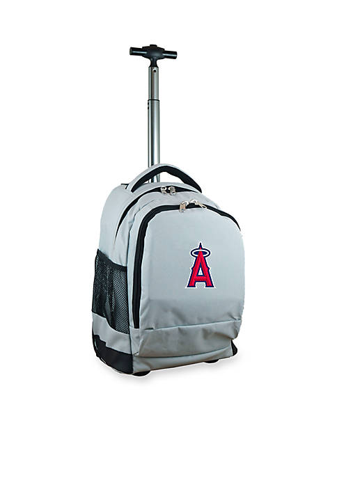 Mojo Los Angeles Angels Premium Wheeled Backpack