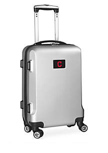 Cleveland Indians 20-in. 8 wheel ABS Plastic Hardsided Carry-on