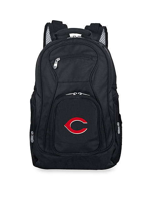 Denco Cincinnati Reds Premium 19-in. Laptop Backpack