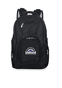 Colorado Rockies Premium 19-in Laptop Backpack
