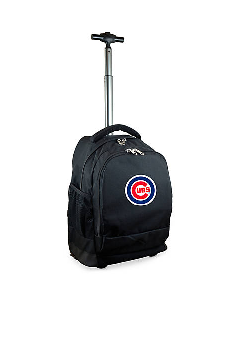 Mojo Chicago Cubs Premium Wheeled Backpack