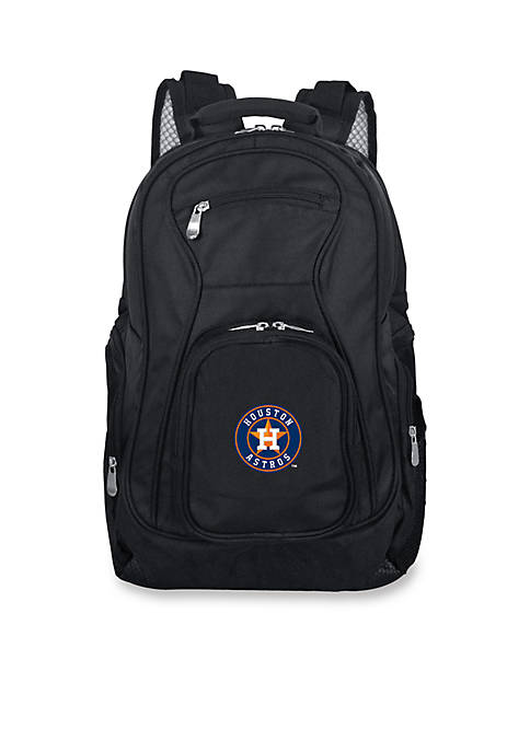 Denco Houston Astros Premium 19-in. Laptop Backpack