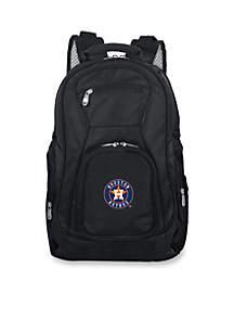 Houston Astros Premium 19-in. Laptop Backpack