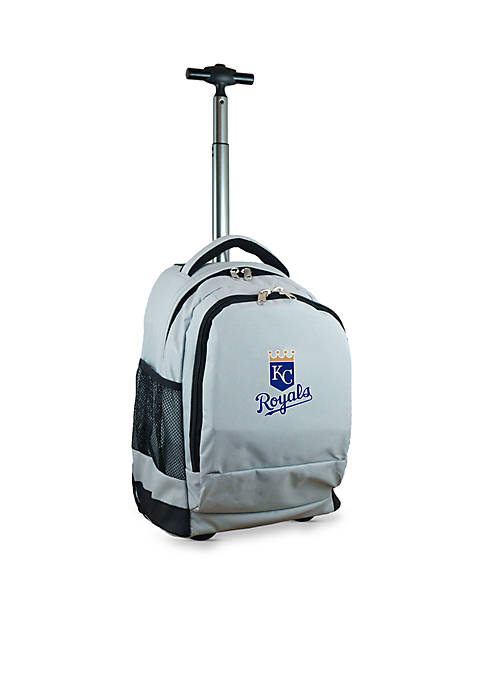Mojo Kansas City Royals Premium Wheeled Backpack
