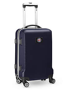 Minnesota Twins 20-in. 8 wheel ABS Plastic Hardsided Carry-on