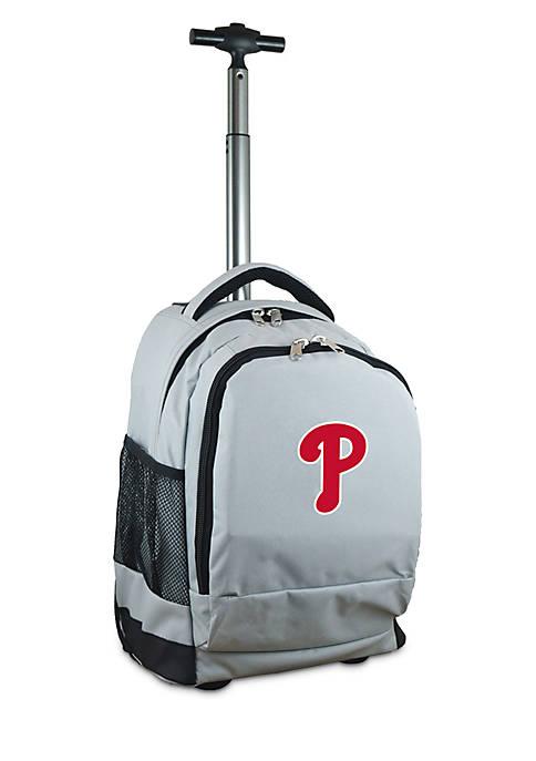 Philadelphia Phillies Premium Wheeled Backpack