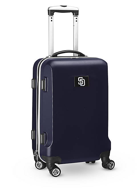 San Diego Padres 20-in. 8 wheel ABS Plastic Hardsided Carry-on